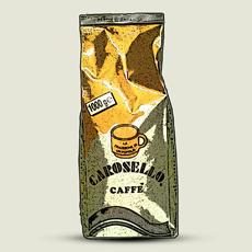 Caffè in grani- Carosello caffè