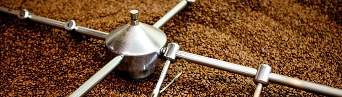 Tostatura a legno - Carosello caffè