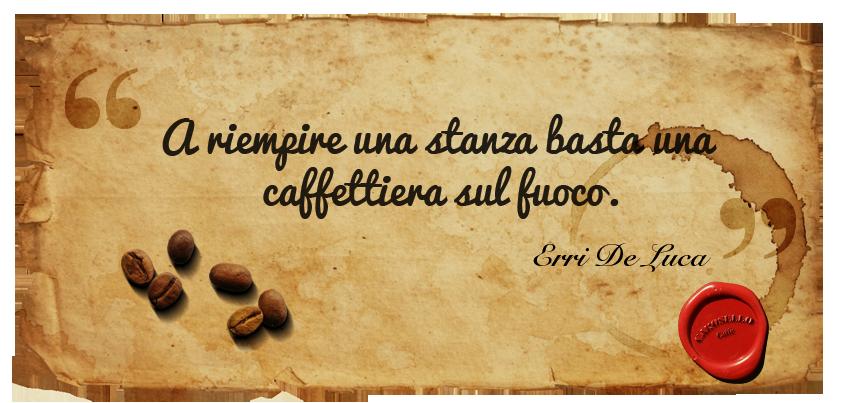 Carosello caffè e le frasi celebri sul caffè
