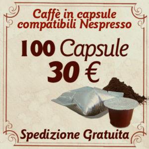 Capsule_Nespresso Carosello caffè