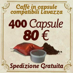 400 Capsule_Lavazza