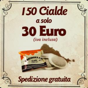 150_Cialde carosello caffè