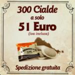 300 Cialde caffè Carosello