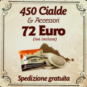 450_Cialde Accessori Caffè Carosello
